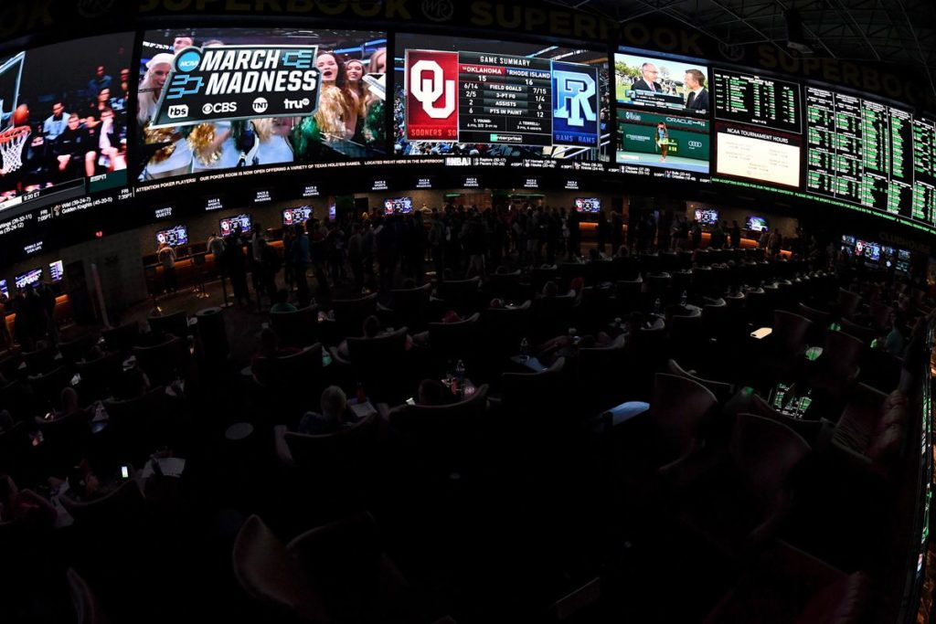 the sports betting industry