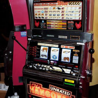 gambling club machines